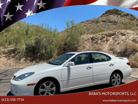 2005 Lexus ES 330 for sale at Baba's Motorsports, LLC in Phoenix AZ
