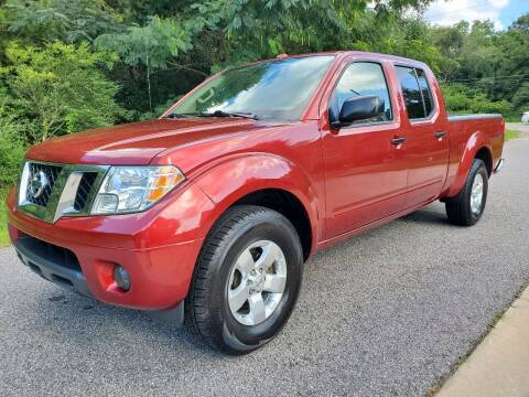 2013 Nissan Frontier for sale at Marks and Son Used Cars in Athens GA