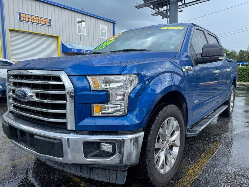 2017 Ford F-150 for sale at RoMicco Cars and Trucks in Tampa FL