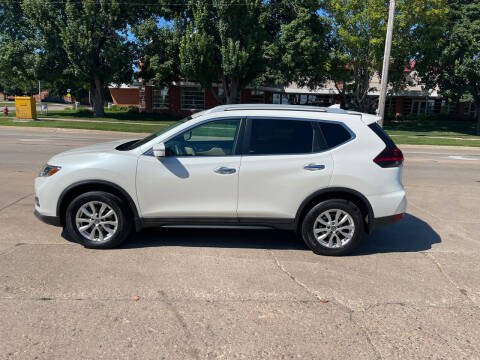 2018 Nissan Rogue for sale at Mulder Auto Tire and Lube in Orange City IA