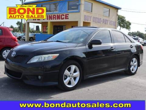 2010 Toyota Camry for sale at Bond Auto Sales in St Petersburg FL