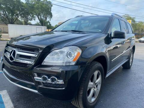 2011 Mercedes-Benz GL-Class for sale at RoMicco Cars and Trucks in Tampa FL