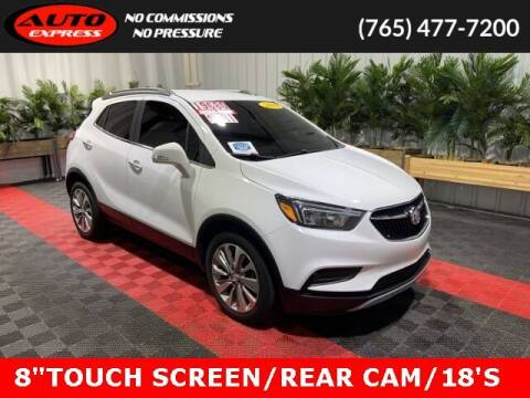 2019 Buick Encore for sale at Auto Express in Lafayette IN