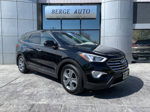 2016 Hyundai Santa Fe for sale at Berge Auto in Orem UT