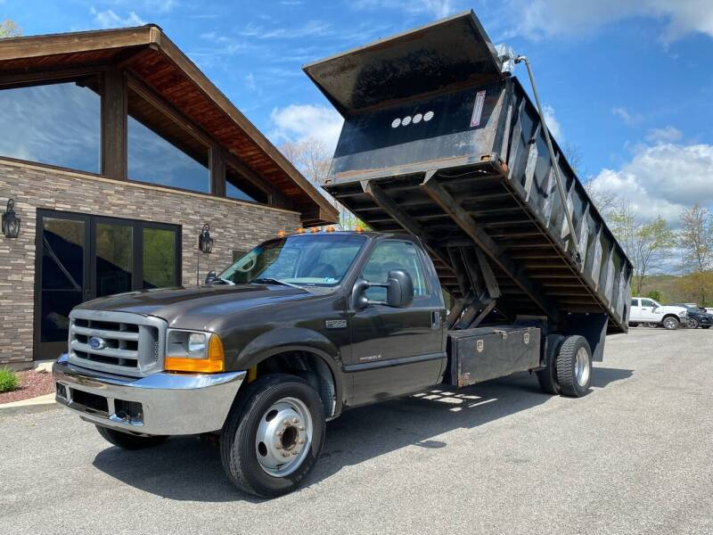 1999 Ford F-550 Super Duty for sale at Griffith Auto Sales in Home PA