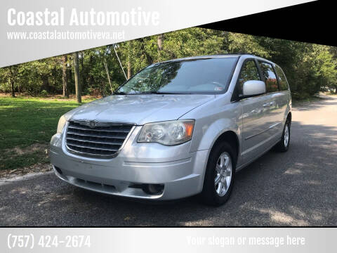 2010 Chrysler Town and Country for sale at Coastal Automotive in Virginia Beach VA