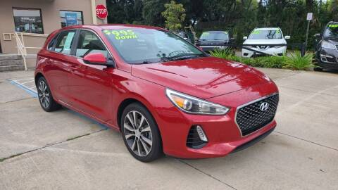 2018 Hyundai Elantra GT for sale at Dunn-Rite Auto Group in Longwood FL