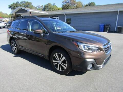 2019 Subaru Outback for sale at Specialty Car Company in North Wilkesboro NC