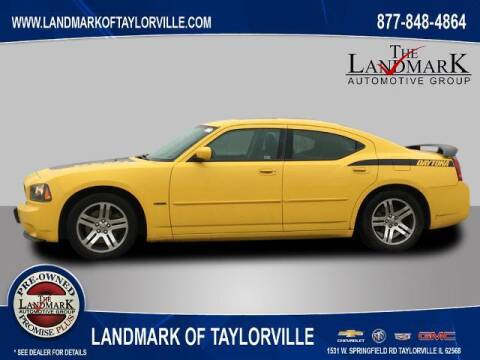 2006 Dodge Charger for sale at LANDMARK OF TAYLORVILLE in Taylorville IL