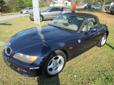 1997 BMW Z3 for sale at Dallas Auto Mart in Dallas GA
