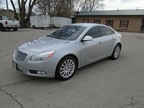 2013 Buick Regal for sale at RJ Motors in Plano IL
