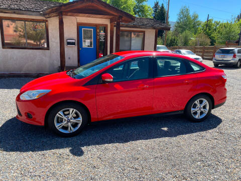 2014 Ford Focus for sale at Sawtooth Auto Sales in Hailey ID