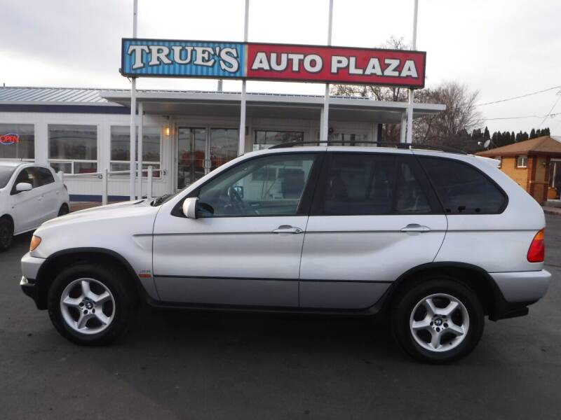 2002 BMW X5 for sale at True's Auto Plaza in Union Gap WA