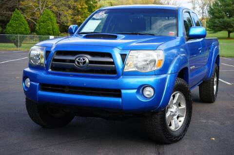2010 Toyota Tacoma for sale at Speedy Automotive in Philadelphia PA