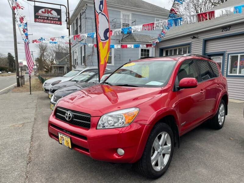 2007 Toyota RAV4 for sale at JK & Sons Auto Sales in Westport MA