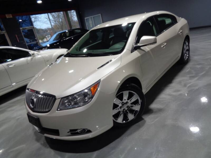 2011 Buick LaCrosse for sale at Auto Experts in Shelby Township MI