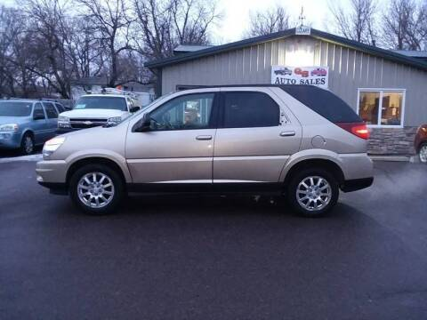 2006 Buick Rendezvous for sale at QS Auto Sales in Sioux Falls SD