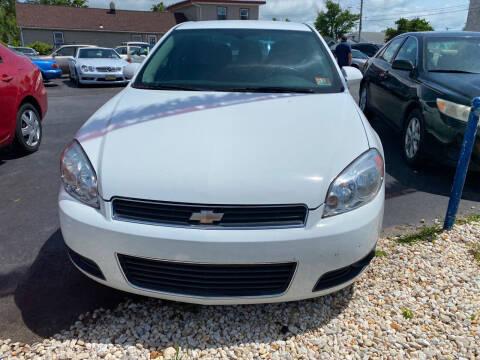 2011 Chevrolet Impala for sale at Diamond Auto Sales in Pleasantville NJ