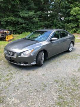 2014 Nissan Maxima for sale at The Car Store in Milford MA