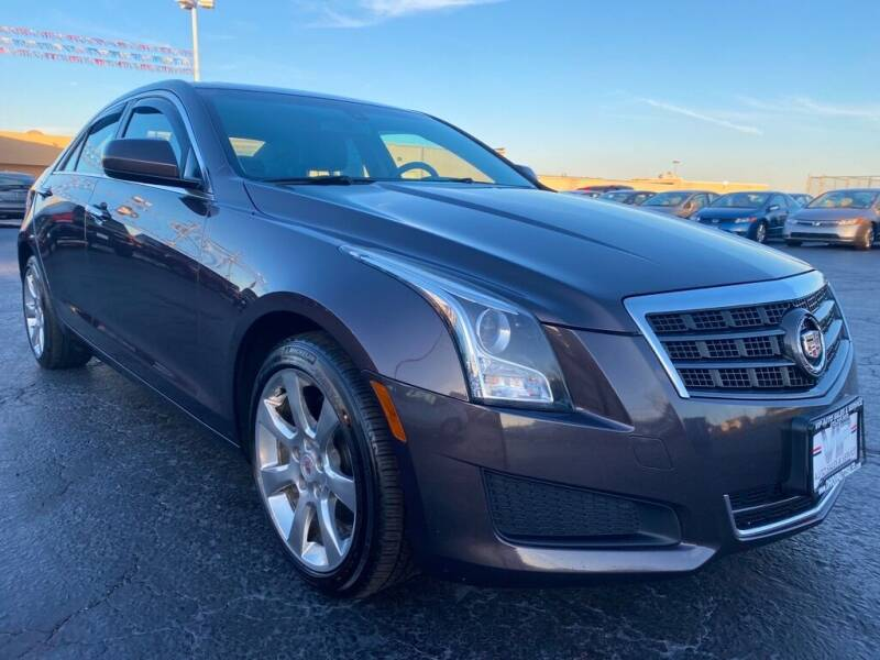 2014 Cadillac ATS for sale at VIP Auto Sales & Service in Franklin OH