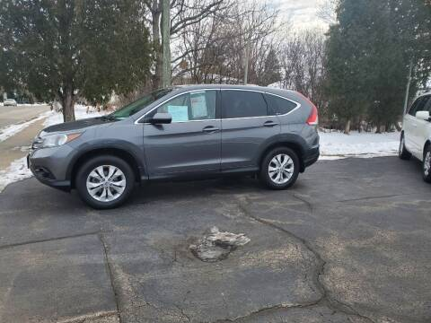 2012 Honda CR-V for sale at Deals on Wheels in Oshkosh WI