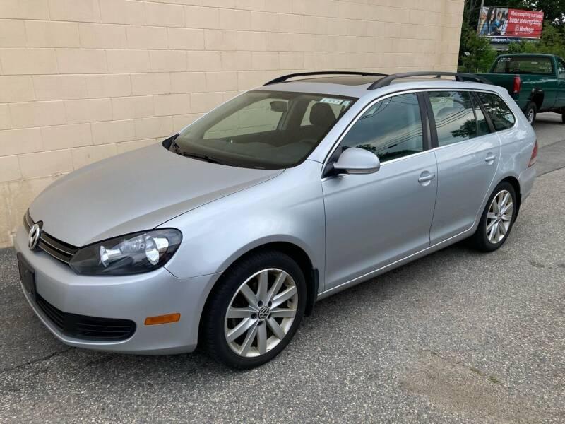 2013 Volkswagen Jetta for sale at Bill's Auto Sales in Peabody MA