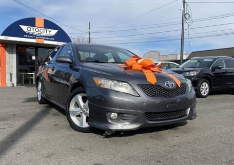 2011 Toyota Camry for sale at OTOCITY in Totowa NJ