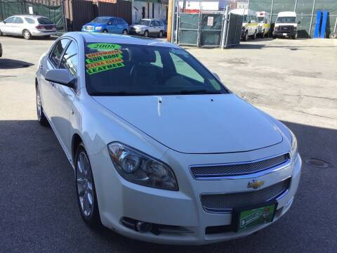 2008 Chevrolet Malibu for sale at Adams Street Motor Company LLC in Dorchester MA