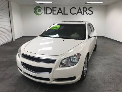 2011 Chevrolet Malibu for sale at Ideal Cars Apache Junction in Apache Junction AZ