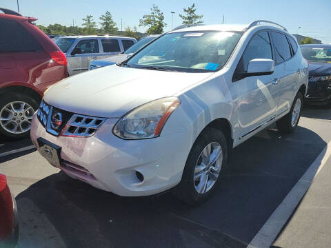 2013 Nissan Rogue for sale at Government Fleet Sales in Kansas City MO