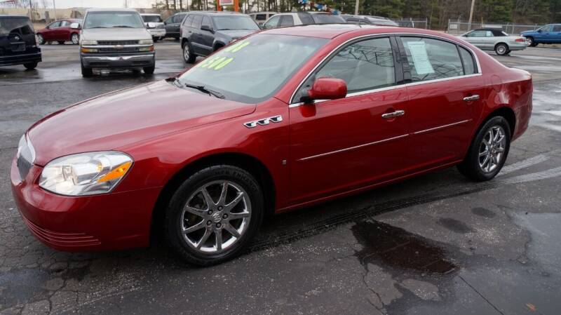 2008 Buick Lucerne for sale at G & R Auto Sales in Charlestown IN
