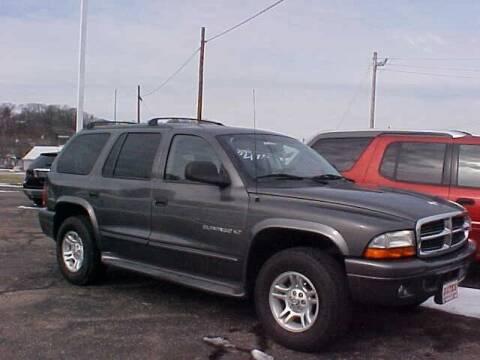 2001 Dodge Durango for sale at Bates Auto & Truck Center in Zanesville OH