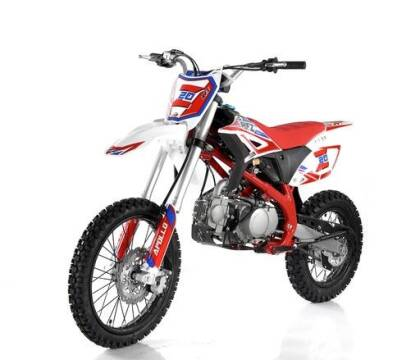 2020 Apollo 0208 Z20 MAX RFZ 125cc for sale at A C Auto Sales in Elkton MD