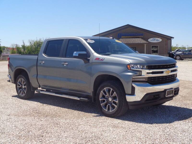 2020 Chevrolet Silverado 1500 for sale at Burkholder Truck Sales LLC (Edina) in Edina MO