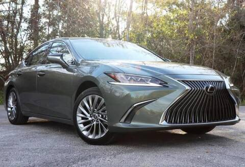 2020 Lexus ES 350 for sale at Diamante Leasing in Brooklyn NY