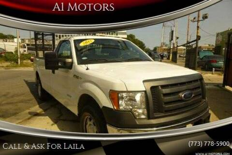 2012 Ford F-150 for sale at A1 Motors Inc in Chicago IL