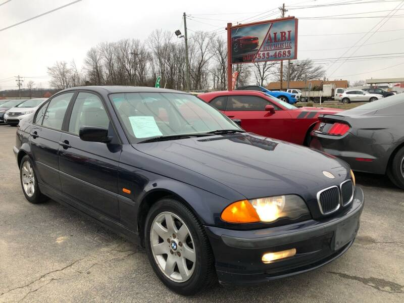 2000 BMW 3 Series for sale at Albi Auto Sales LLC in Louisville KY