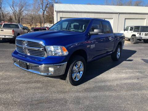 2019 RAM Ram Pickup 1500 Classic for sale at Jones Auto Sales in Poplar Bluff MO