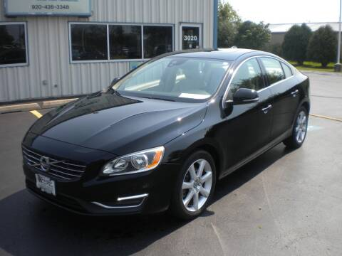 2016 Volvo S60 for sale at AUTO MART in Oshkosh WI