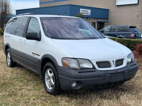 1997 Pontiac Trans Sport for sale at Essen Motor Company, Inc in Lebanon TN