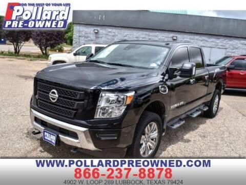 2021 Nissan Titan XD for sale at South Plains Autoplex by RANDY BUCHANAN in Lubbock TX