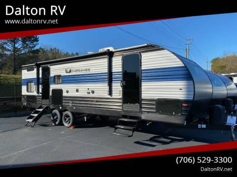 2021 Forest River Cherokee 264DBH for sale at Dalton RV in Dalton GA