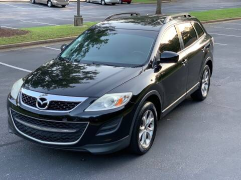 2012 Mazda CX-9 for sale at Top Notch Luxury Motors in Decatur GA
