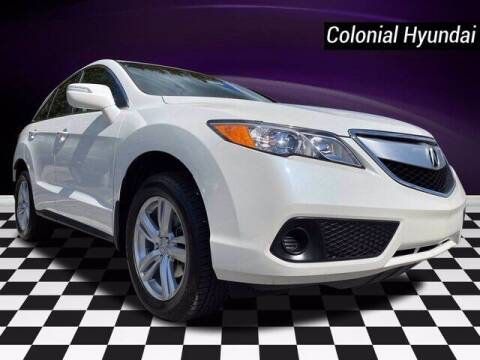 2014 Acura RDX for sale at Colonial Hyundai in Downingtown PA
