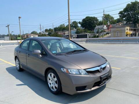 2010 Honda Civic for sale at JG Auto Sales in North Bergen NJ