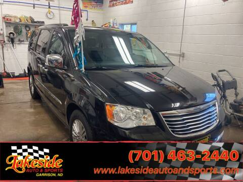 2015 Chrysler Town and Country for sale at Lakeside Auto & Sports in Garrison ND