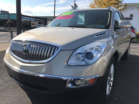 2011 Buick Enclave for sale at Red Top Auto Sales in Scranton PA