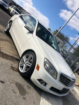 2011 Mercedes-Benz C-Class for sale at GM Automotive Group in Philadelphia PA