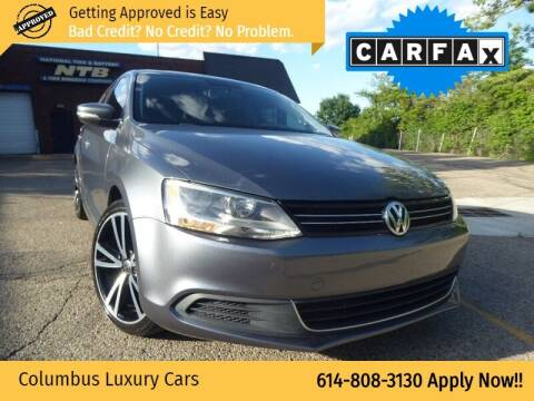 2013 Volkswagen Jetta for sale at Columbus Luxury Cars in Columbus OH