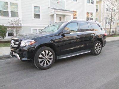 2018 Mercedes-Benz GLS for sale at Boston Auto Sales in Brighton MA